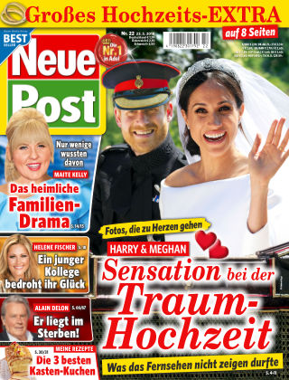 Neue Post NR.22 2018
