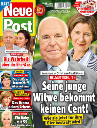Neue Post NR.24 2018