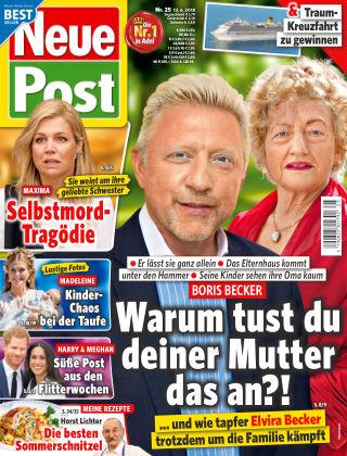 Neue Post NR.25 2018