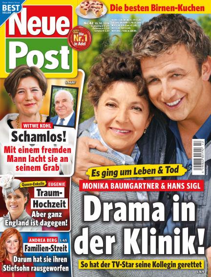 Neue Post October 10, 2018 00:00