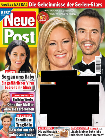 Neue Post October 24, 2018 00:00