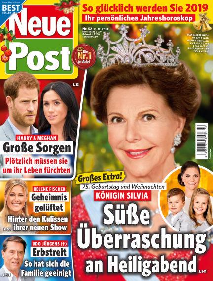 Neue Post December 18, 2018 00:00