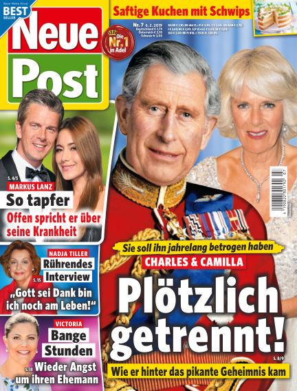Neue Post February 06, 2019 00:00