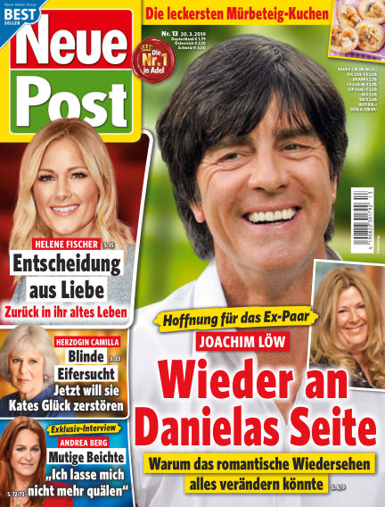 Neue Post March 20, 2019 00:00