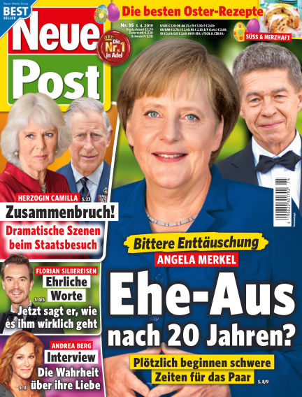 Neue Post April 03, 2019 00:00