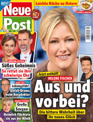 Neue Post NR.16 2019