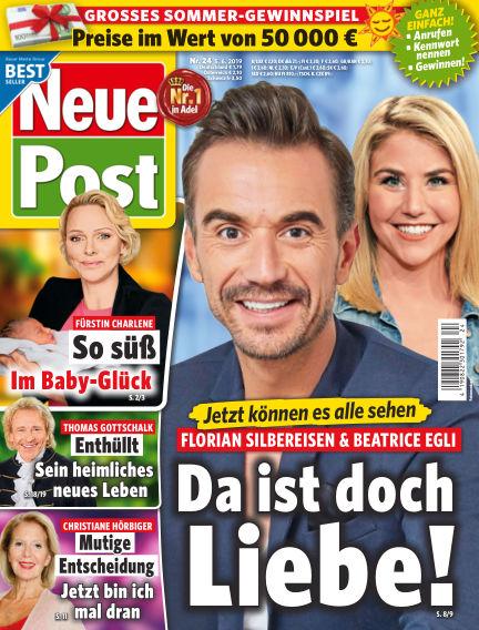 Neue Post June 05, 2019 00:00