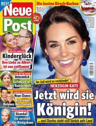 Neue Post NR.27 2019
