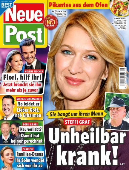 Neue Post September 18, 2019 00:00