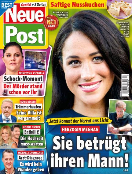 Neue Post October 09, 2019 00:00