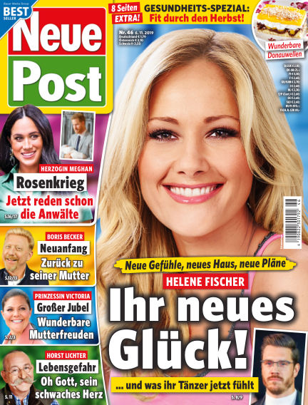 Neue Post November 06, 2019 00:00