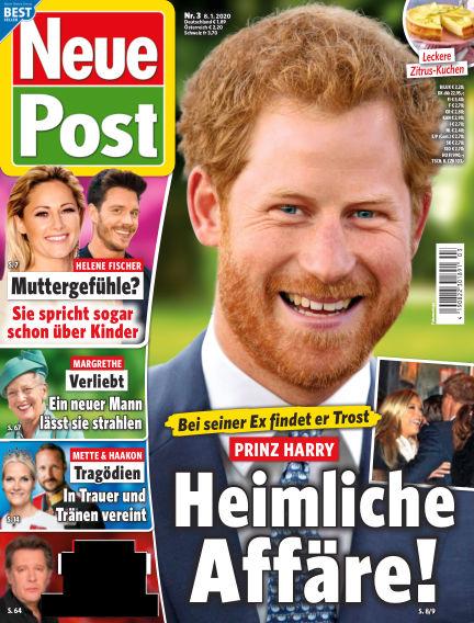 Neue Post January 08, 2020 00:00