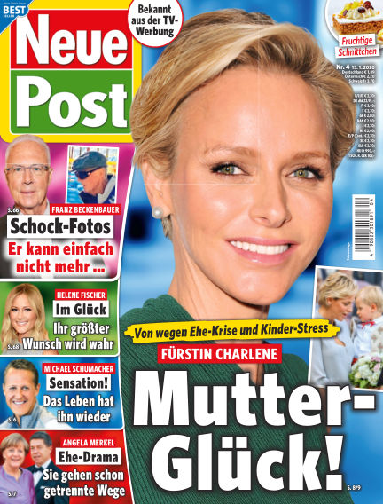 Neue Post January 15, 2020 00:00