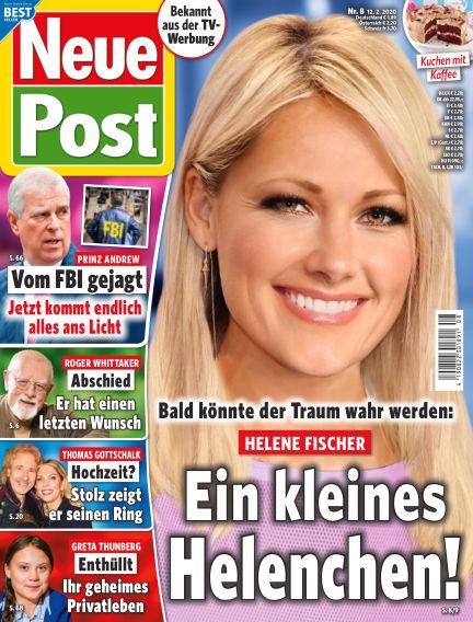 Neue Post February 12, 2020 00:00