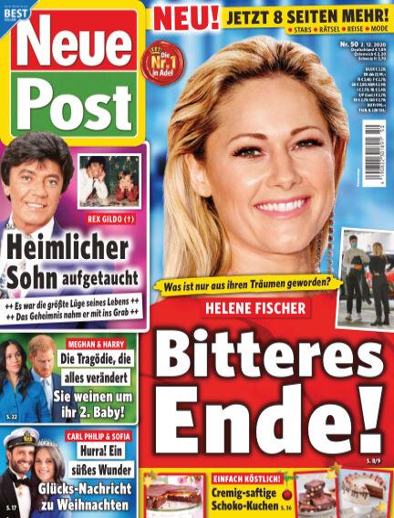 Neue Post December 02, 2020 00:00
