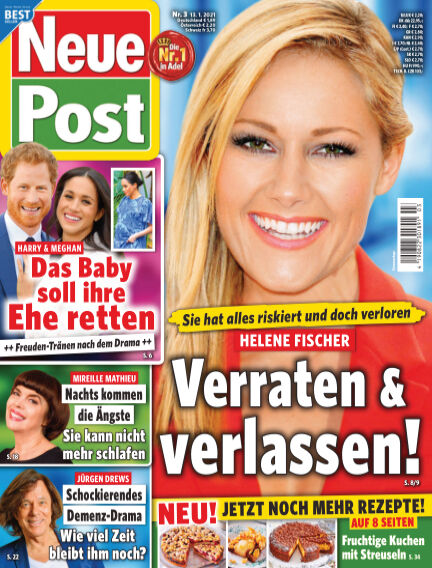 Neue Post January 13, 2021 00:00