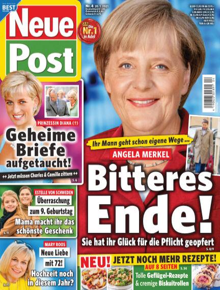 Neue Post January 20, 2021 00:00