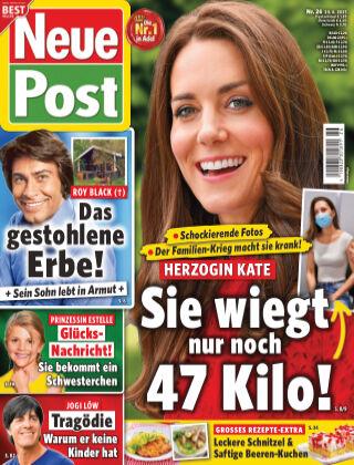 Neue Post NR.26 2021