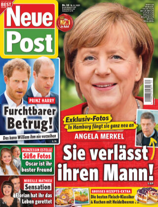Neue Post NR.34 2021