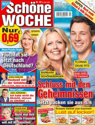 Schöne Woche NR.40 2014