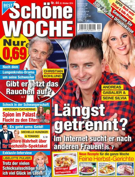 Schöne Woche October 22, 2014 00:00