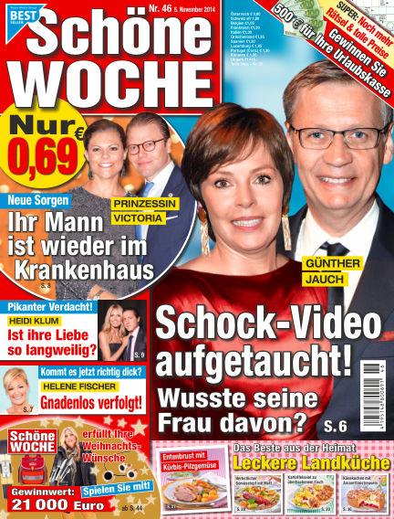 Schöne Woche November 05, 2014 00:00