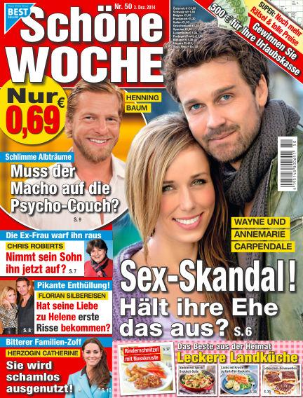 Schöne Woche December 03, 2014 00:00
