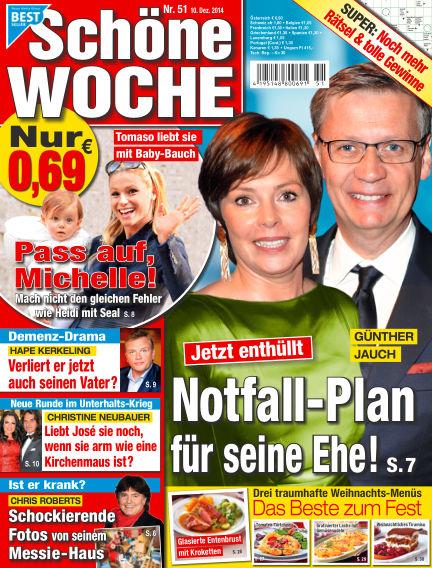 Schöne Woche December 10, 2014 00:00
