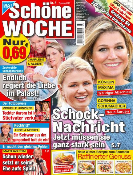 Schöne Woche January 07, 2015 00:00