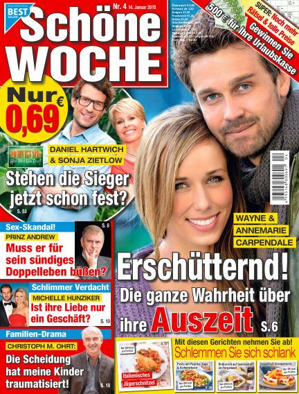 Schöne Woche January 14, 2015 00:00