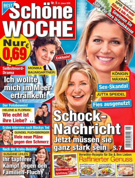 Schöne Woche January 21, 2015 00:00