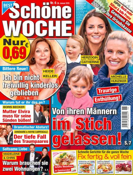 Schöne Woche January 28, 2015 00:00
