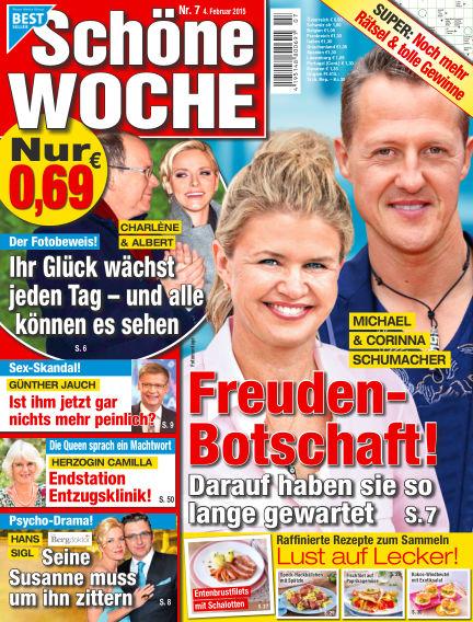 Schöne Woche February 04, 2015 00:00
