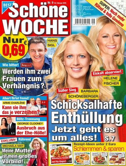Schöne Woche February 18, 2015 00:00
