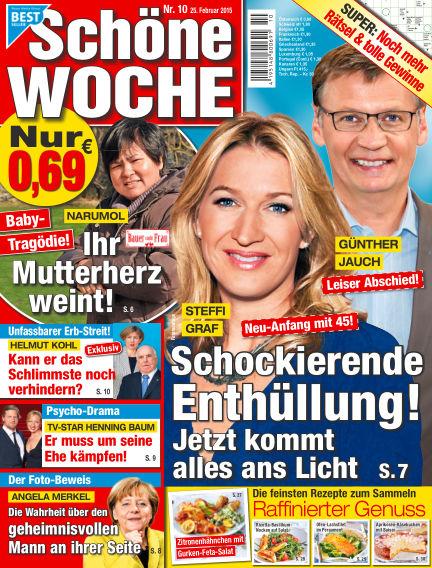 Schöne Woche February 25, 2015 00:00
