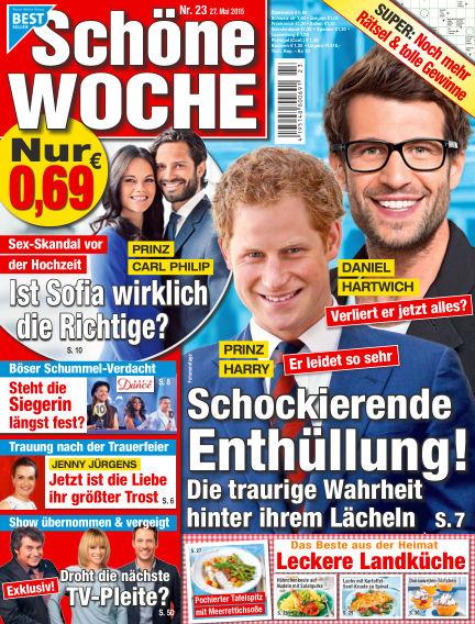 Schöne Woche May 27, 2015 00:00