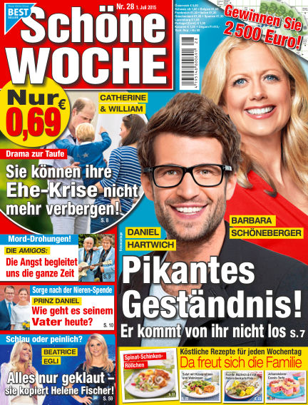 Schöne Woche July 01, 2015 00:00