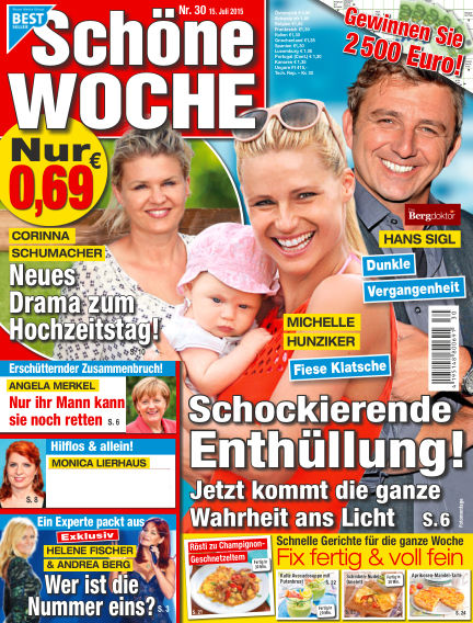 Schöne Woche July 15, 2015 00:00