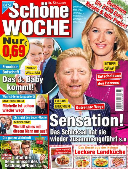 Schöne Woche July 29, 2015 00:00