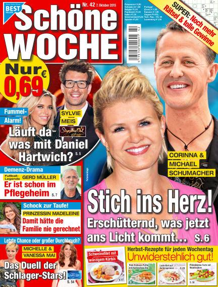 Schöne Woche October 07, 2015 00:00