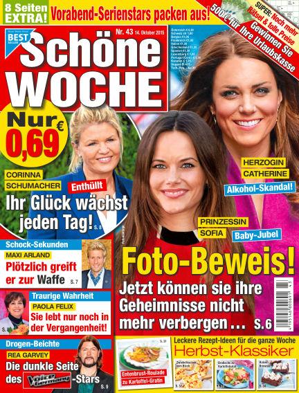 Schöne Woche October 14, 2015 00:00