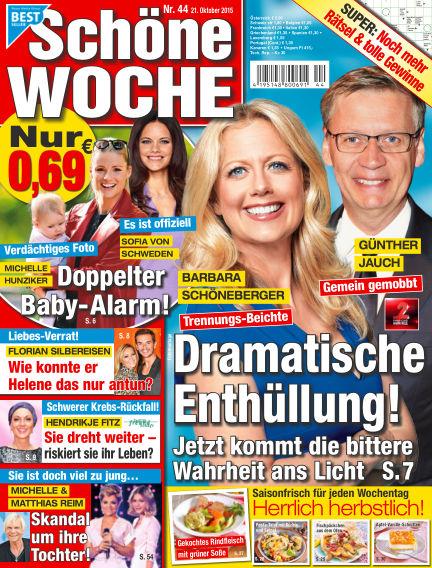 Schöne Woche October 21, 2015 00:00