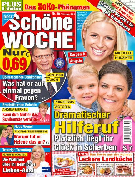 Schöne Woche December 02, 2015 00:00