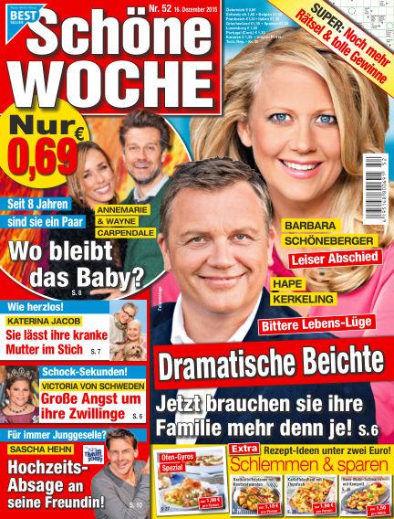 Schöne Woche December 16, 2015 00:00
