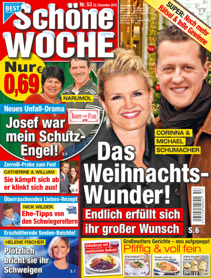 Schöne Woche December 22, 2015 00:00