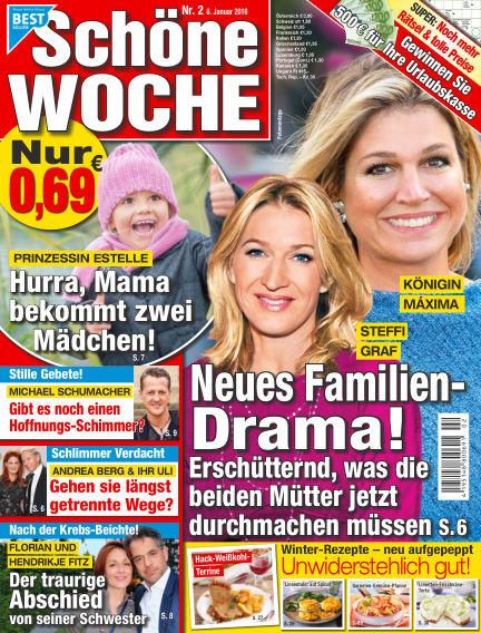 Schöne Woche January 06, 2016 00:00
