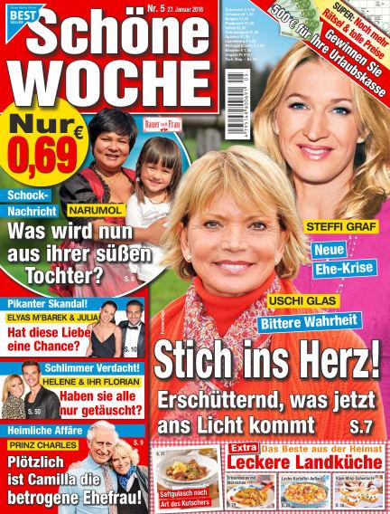 Schöne Woche January 27, 2016 00:00