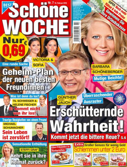 Schöne Woche February 10, 2016 00:00