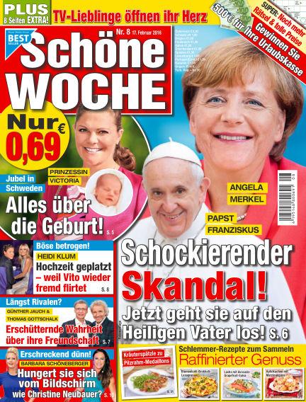 Schöne Woche February 17, 2016 00:00