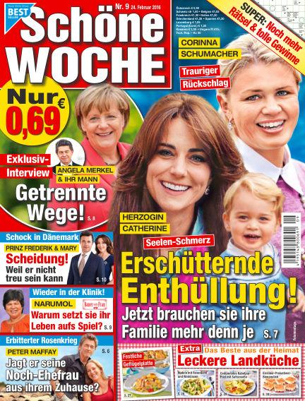 Schöne Woche February 24, 2016 00:00